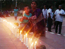 remembrance to Baniarchar church victims