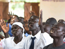 no new church licenses to be issued in Sudan