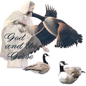 God and the Geese