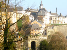 little town in Luxembourg
