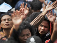 Indonesia christians