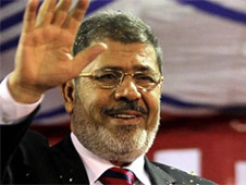 Mohammad Morsi has been ousted by the Egyptian army