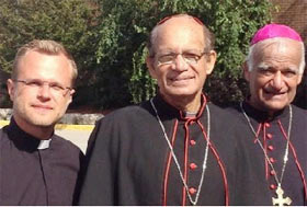 Cardinal Oswald Gracias met the pro-lifer in jail in Ontario