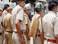 High security in UP over banned ritual