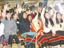 Manipur tribe sets world record for mass Bible reading