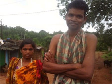 Bipin and Anandajali Digal's daughter was raped and murdered last year
