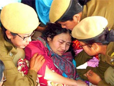 Irom Sharmila continues to suffer even as India observes Gandhi's birth anniversary
