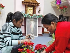Young Nepali Hindus becoming Catholic to stop discrimination