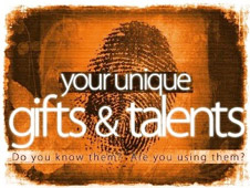 spiritual gifts and talents
