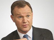 Government minister Mark Simmonds tried to broaden out the issue