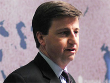 """Shadow foreign secretary Douglas Alexander: """"We must not stand by in silence"""""""