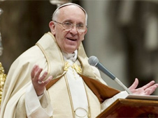Pope invited to address US Congress