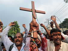 persecution in madya pradesh