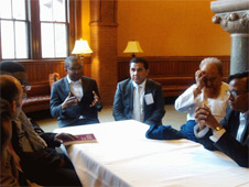 Roundtable on Islamic Finance in India