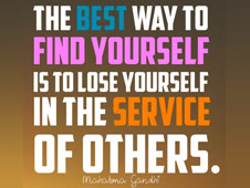 Service of others